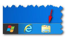 1 - Taskbar - File Explorer